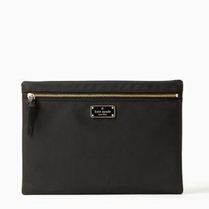 Kate Spade || Wilson Road Large Drewe Cosmetic Bag